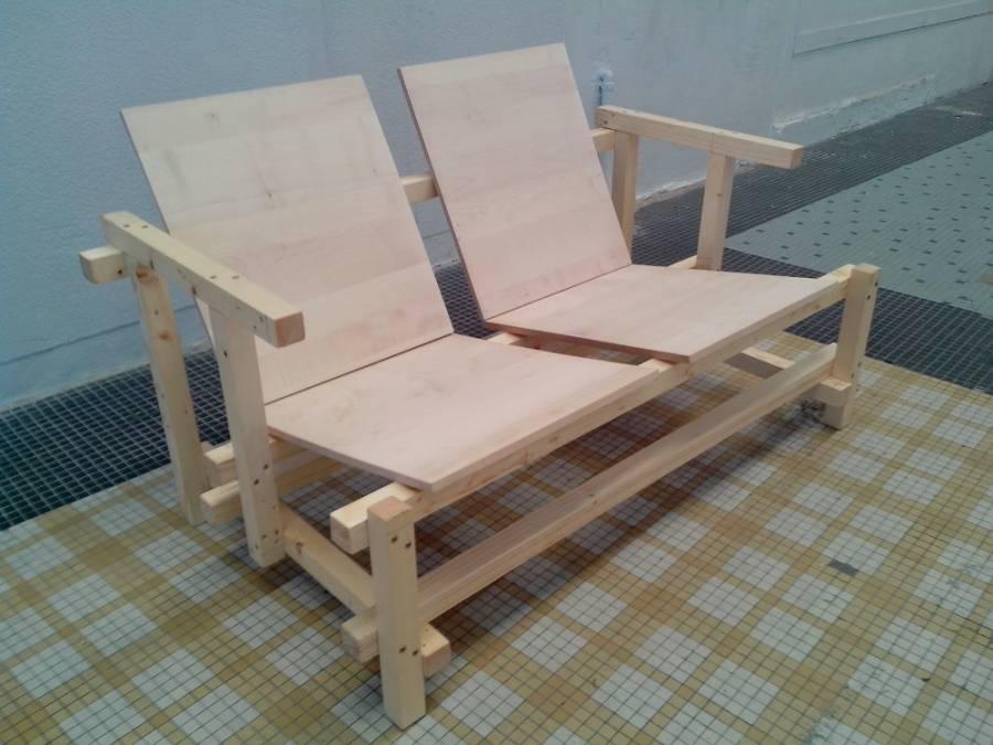 Festival d projets roulants flottants fixes ou non for Fabriquer son mobilier de jardin en bois